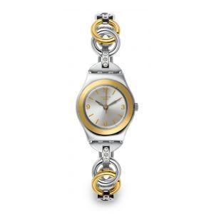 Swatch Montre Femme Bague Bling YSS286G
