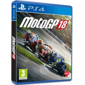 MotoGP 18 sur PS4