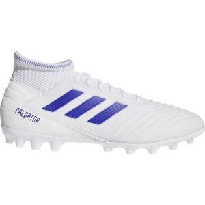 Adidas PREDATOR 19.3 AG - BLANC - adulte - CHAUSSURES HAUTES