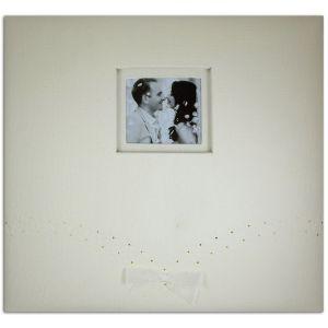 Toga Album ? vis - Mariage - ivoire - 30,5 x 30,5 cm