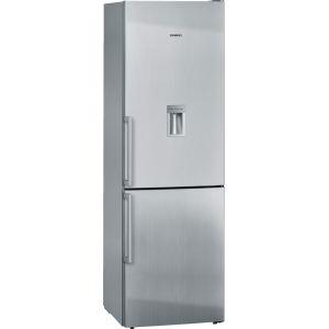 Siemens KG36DVI30 - Réfrigérateur combiné avec distributeur d'eau
