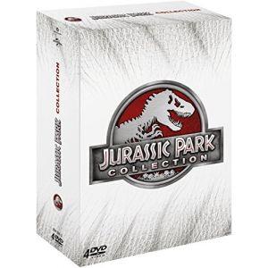 Coffret Jurassic 1 à 4