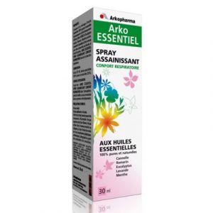 Arkopharma Arko Essentiel - Spray assainissant confort respiratoire, 30 ml