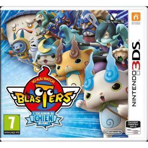 Yo-Kai Watch Blasters Escadron du chien blanc [3DS]