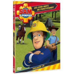 Sam le pompier, vol. 19 : les cow-boys de pontypandy [DVD]