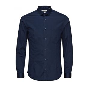 Jack & Jones Premium Super Slim Fit navy blazer (12097662)