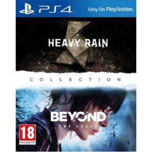 The Heavy Rain + Beyond : Two Souls sur PS4