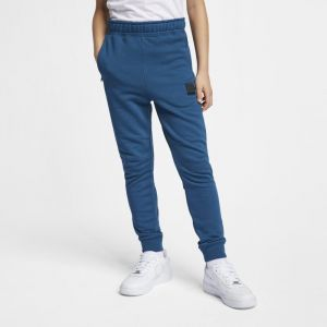 Image de Nike Pantalon Sportswear pour Garçon plus âgé - Bleu - Couleur Bleu - Taille XS