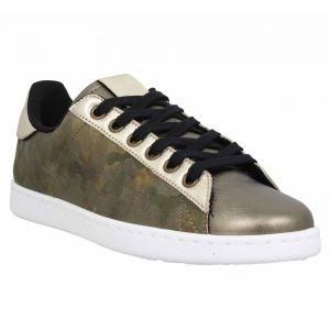 Victoria Chaussures 125219 camo Femme Kaki vert - Taille 36,37,38,39,40,35