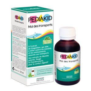 Laboratoires Ineldea Pediakid - Sirop mal des transports goût menthe
