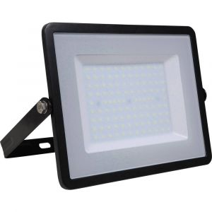 V-TAC VT-100 168412 Projecteur LED extérieur 100 W EEC: LED (A++ - E) blanc chaud