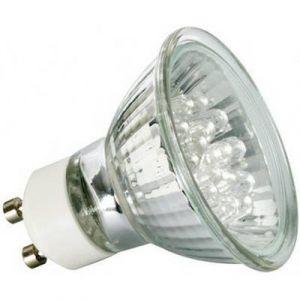 Paulmann GU10 1W Ampoule à réflecteur LED, lumière du jour