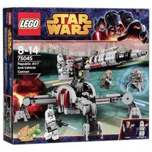 Lego 75045 - Star Wars : Canon anti-véhicule AV-7 de République