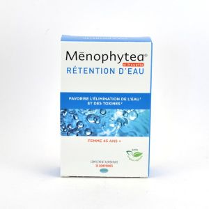 Ménophytea Silhouette rétention d'eau