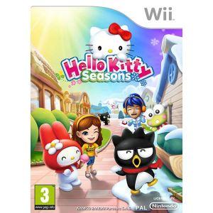 Hello Kitty Seasons [Wii]