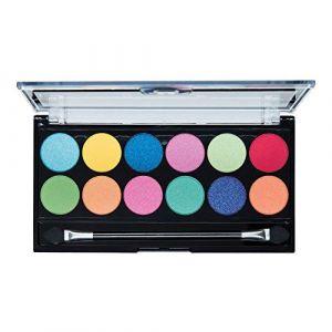 Mua Eyeshadow Palette - Silent Disco - 12