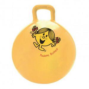 Baby to Love Ballon sauteur Monsieur Madame : Madame Bonheur