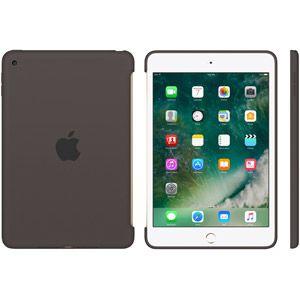Apple MNNE2ZM/A - Coque silicone pour iPad mini 4 Cacao