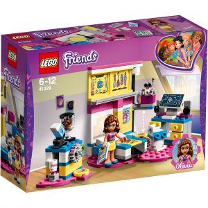 Lego 41329 - Friends : La chambre labo d'Olivia