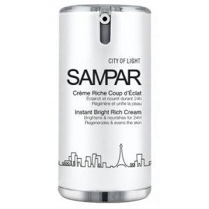 Sampar City Of Light - Crème riche coup d'éclat