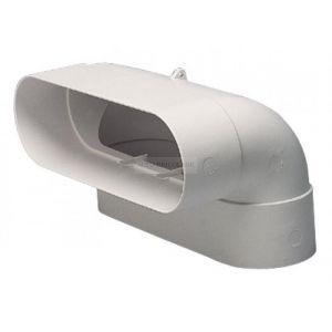 Aldes Coude vertical minigaine diamètre 40x100 réf 11023976