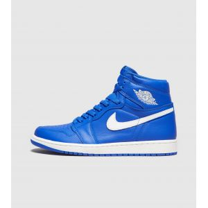 Nike Chaussure Air Jordan 1 Retro High OG - Bleu - Taille 42