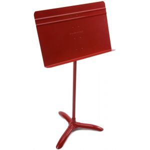 Manhasset 4801-R Pupitre Symphony Rouge