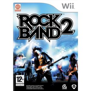 Rock Band 2 [Wii]