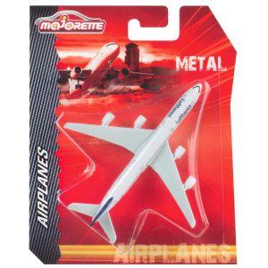 Majorette Avion en métal (à l'unité)