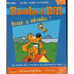 Boule et Bill : Boule a rétréci ! [Mac OS, Windows]