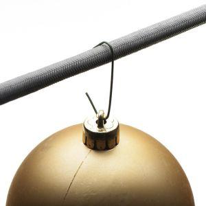50 attaches boule de Noël