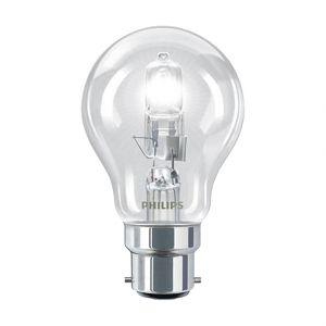 Philips 925693244204 Ampoule Eco-Halogène Standard - Culot B22 - 28 Watts consommés - Equivalence incandescence : 35W