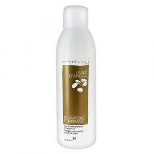 Beautélive Shampoing fortifiant huile d'argan