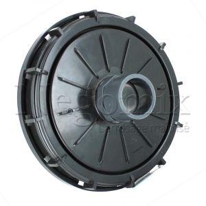 Negomix Couvercle 220 mm avec prise PVC 50/63