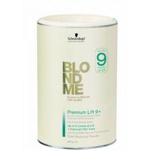Schwarzkopf BlondMe Prenium Lift 9+ - Poudre compacte décolorante
