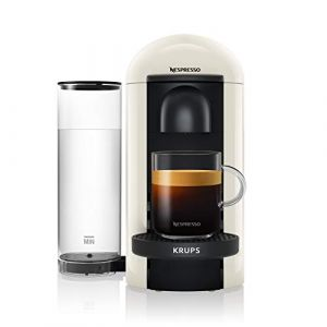 Krups Nespresso XN9031 Vertuo Plus Machine à café Blanc