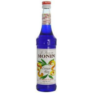 Monin Sirop Curacao bleu - 70 cl