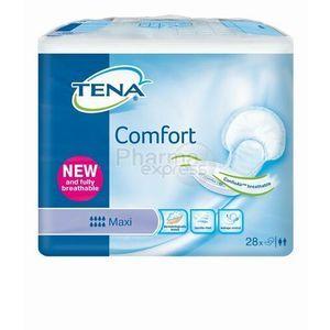 Tena Comfort Confioair Maxi - 28 protections anatomiques