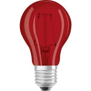 Osram 4058075816053 Ampoule LED Verre 2,00 W E27 Rouge