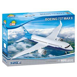 Cobi Jeux de construction - Boeing 737 8 max