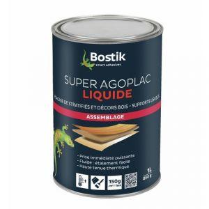 Bostik Colle néoprène Super Agoplac liquide