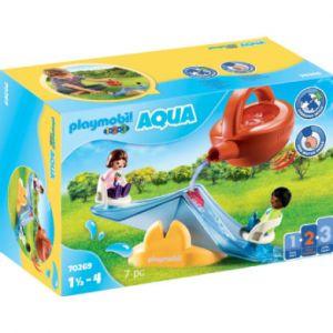 Playmobil 123 AQUA Figurine tourniquet à eau et arrosoir 70269
