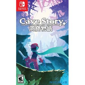 Cave Story+ sur Switch