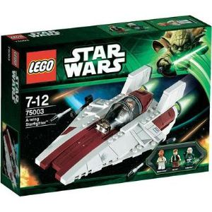Image de Lego 75003 - Star Wars : A-wing Starfighter