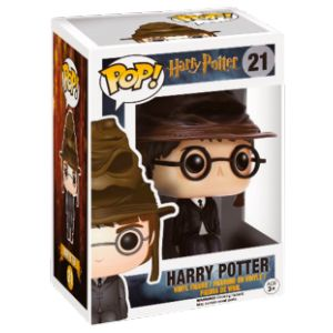 Funko Figurine Pop! Harry Potter : Harry Potter Sorting Hat