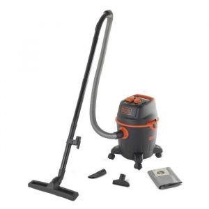 Black & Decker BXVC20PTE - Aspirateur eau et poussière 1200 W 20 L