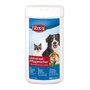 Trixie Lingettes universelles pour animaux 30 pièces