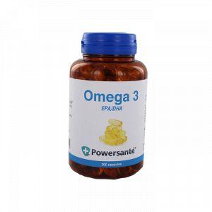 Image de Powersanté Oméga 3  500mg - 200 capsules
