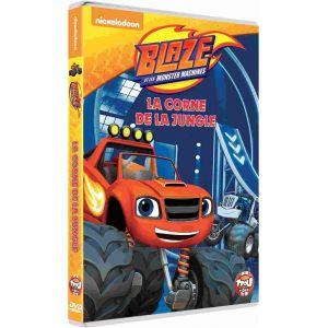Blaze et les Monstres Machines - Vol. 3 : La corne de la jungle