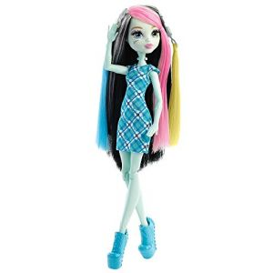 Mattel Monster High Coiffure Survoltée Frankie Stein